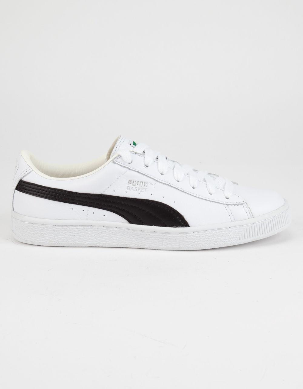 puma basket lifestyle sneaker