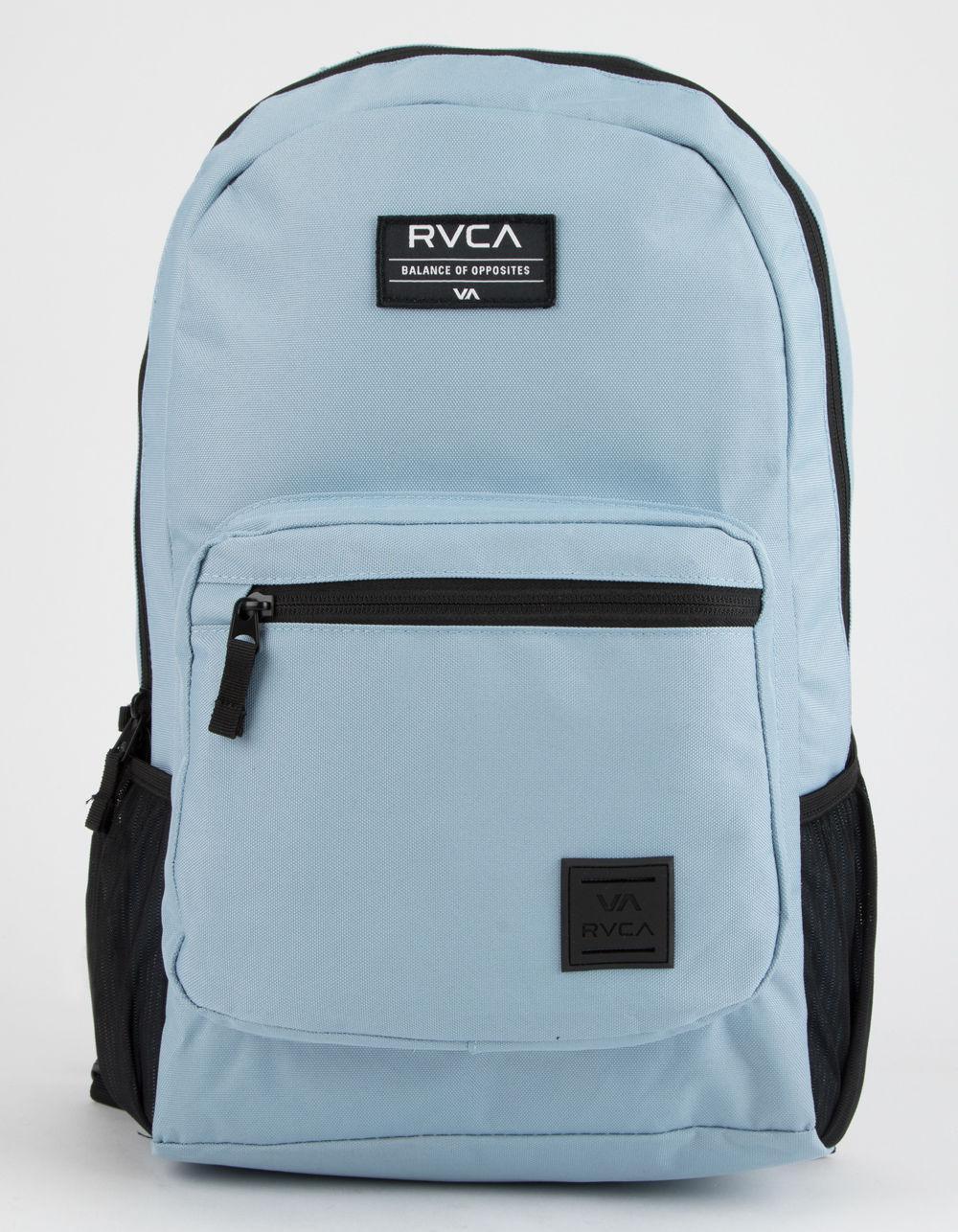 107b1155d169 RVCA - Estate Denim Blue Backpack for Men - Lyst. View fullscreen