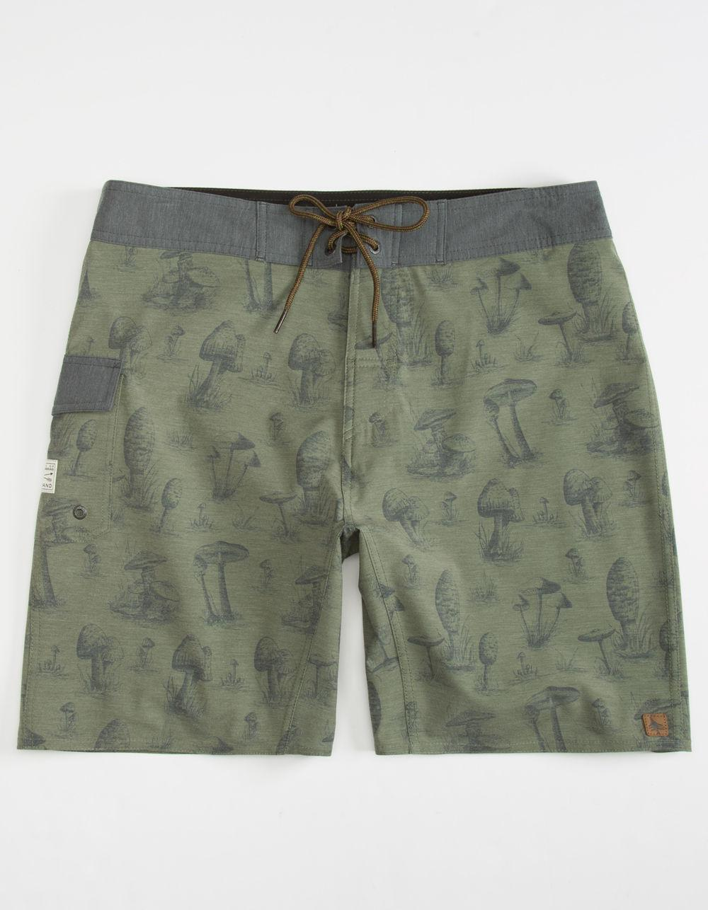 Hippy Tree Mens Antlers Trunk Shorts HippyTree