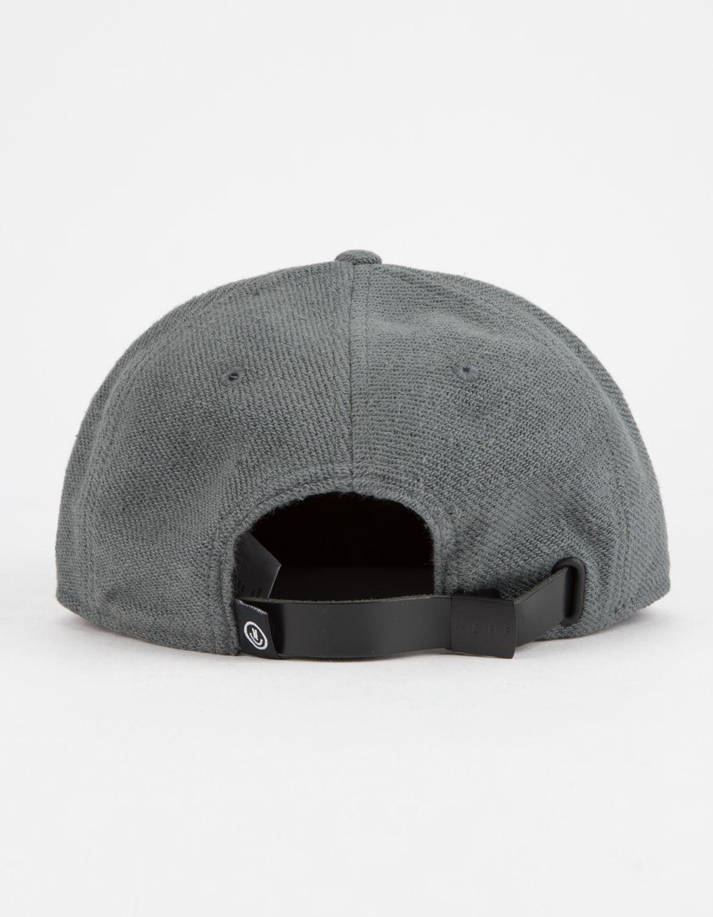 Lyst - Neff Bagette Mens Strapback Hat in Gray for Men 101907bf6e56