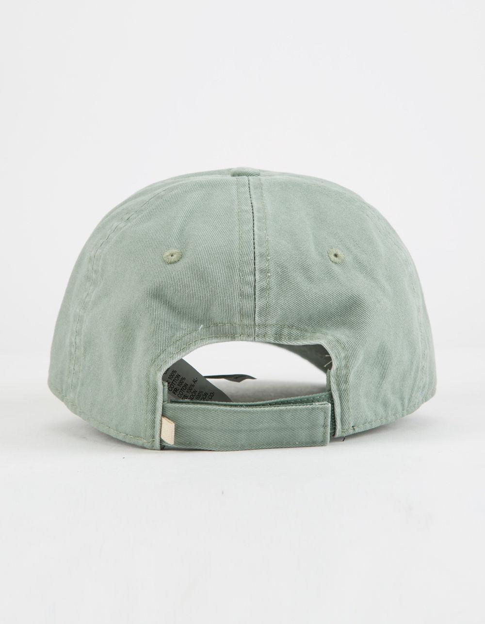 76658067ad5 Lyst - Roxy Dear Believer Olive Womens Dad Hat in Green for Men