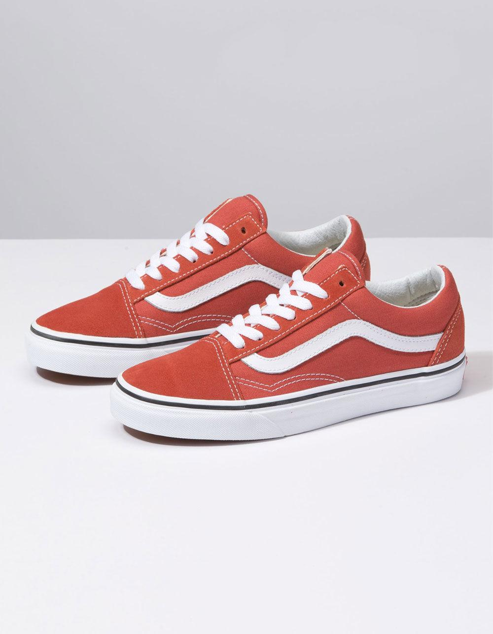 20a93d9f2108 Lyst - Vans Old Skool Shoes (trainers) in White - Save 56%