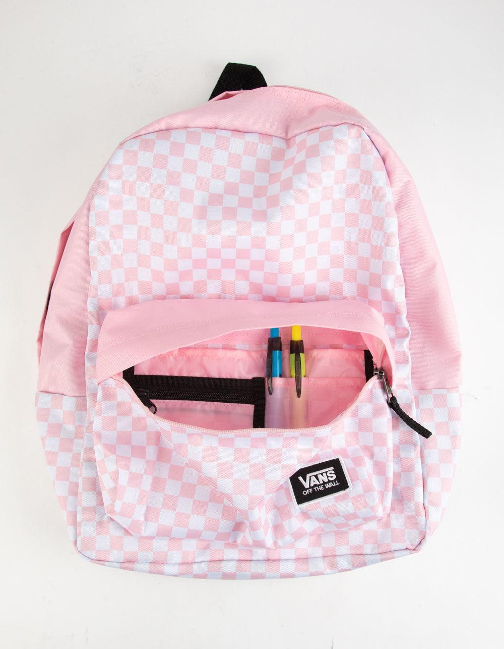 Vans Womens Classic Backpack FairytaleCheckerboard