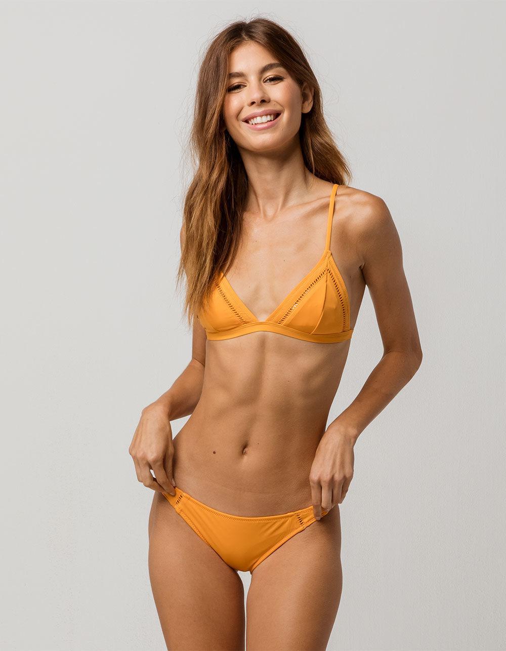 5c846bcd86 Lyst - Rhythm My Cheeky Orange Bikini Bottoms in Orange