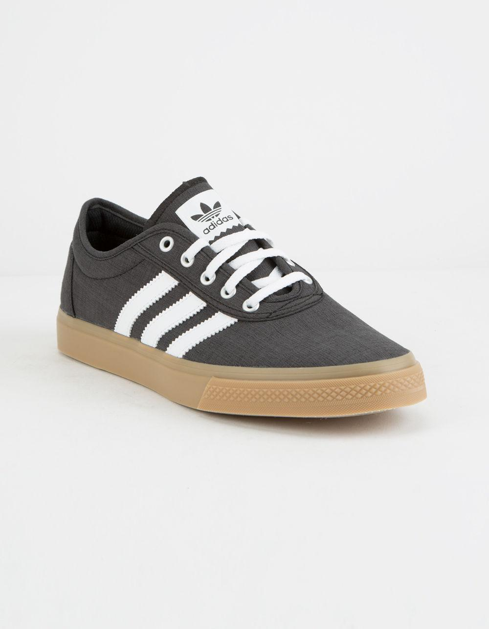 sports shoes d485c f3db0 Lyst - adidas Adi-ease Dark Grey Mens Shoes in Gray for Men