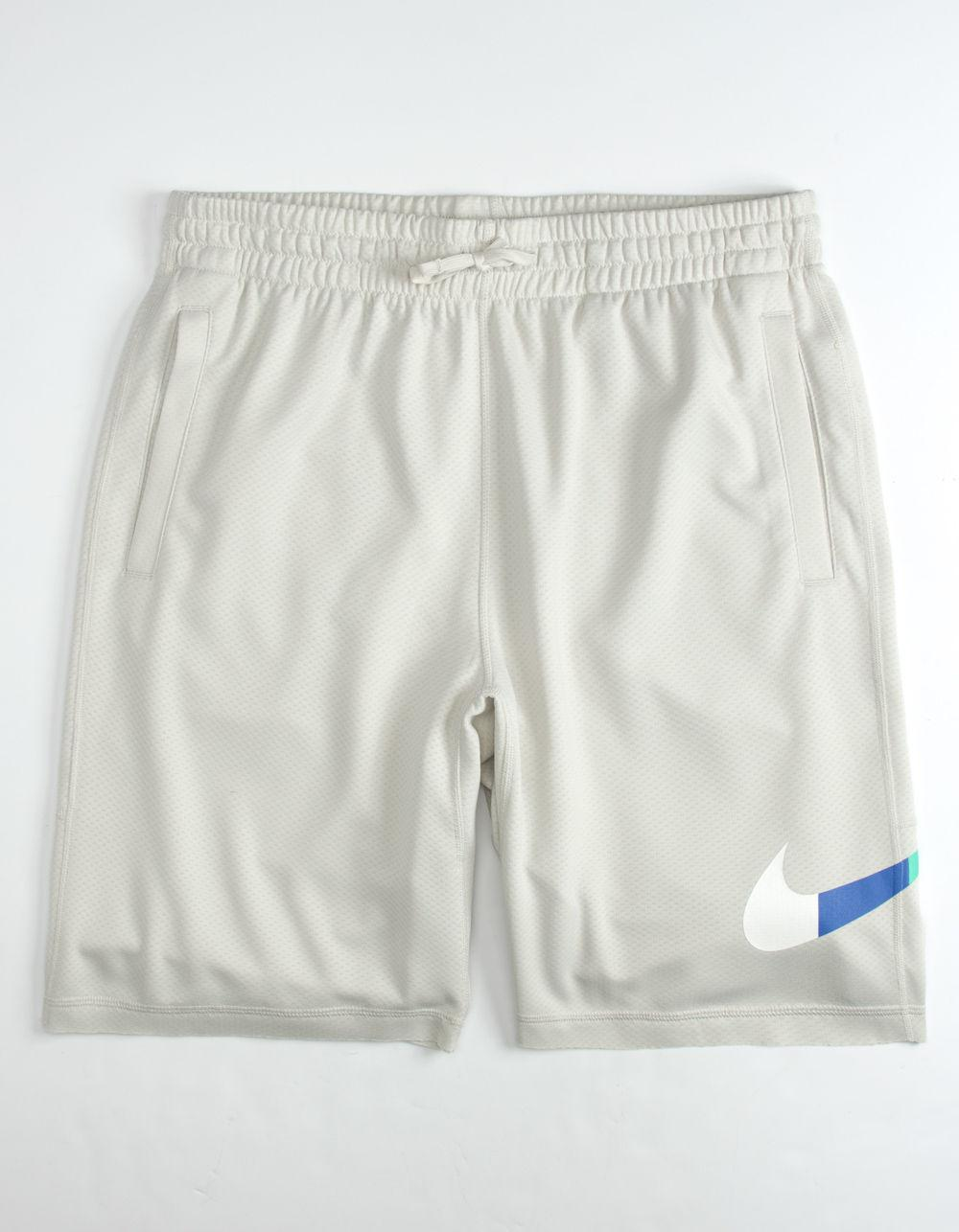 93986b551cb1 Lyst - Nike Dri-fit Sunday Bone Mens Sweat Shorts in White for Men