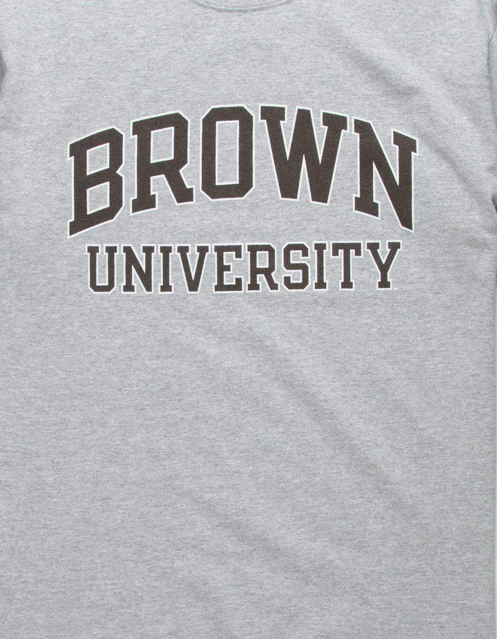 c8d725abd5f4 Champion - Gray Brown University Heather Mens T-shirt for Men - Lyst. View  fullscreen