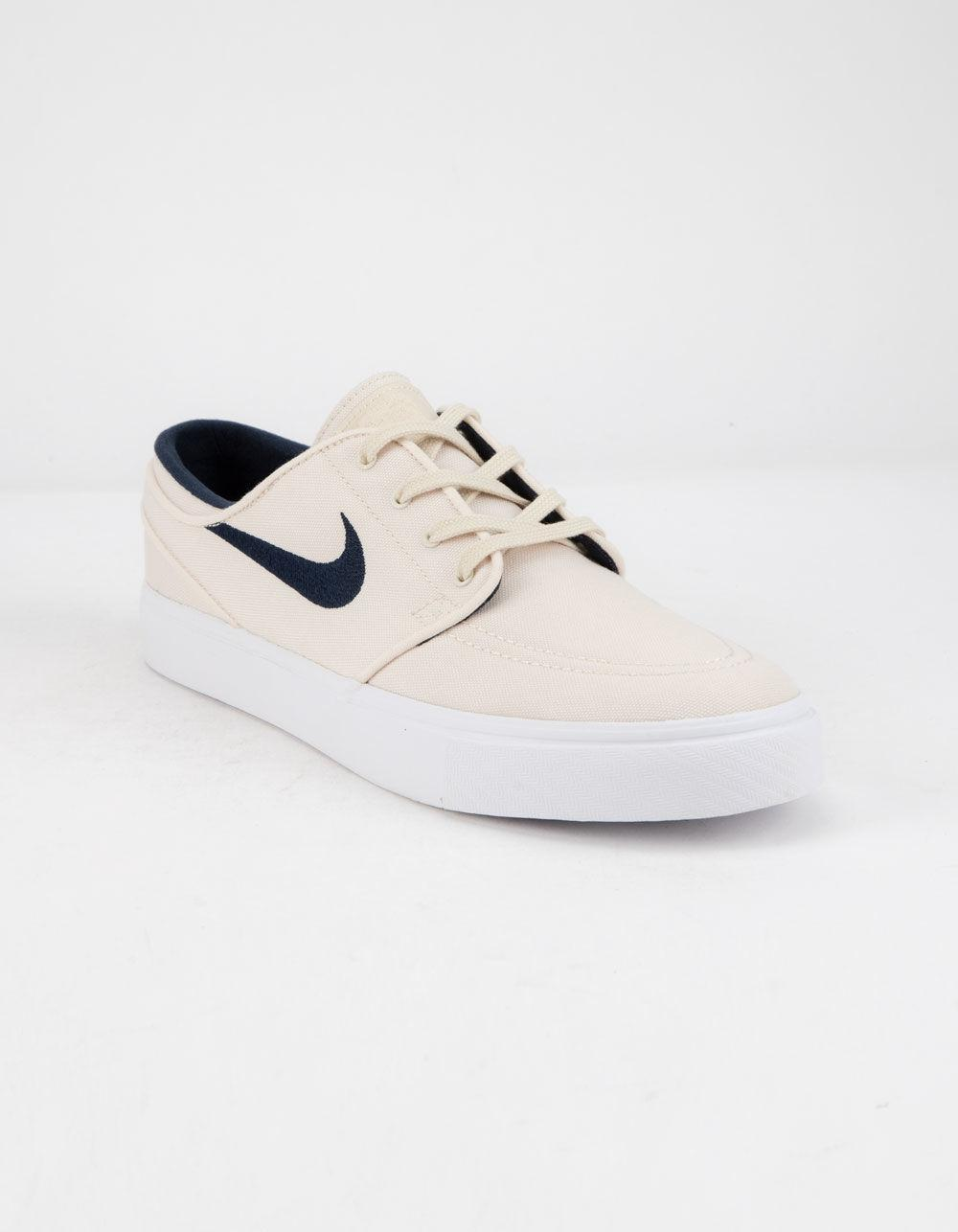 Men Canvas Zoom White Nike For Stefan Shoes Janoski Obsidian
