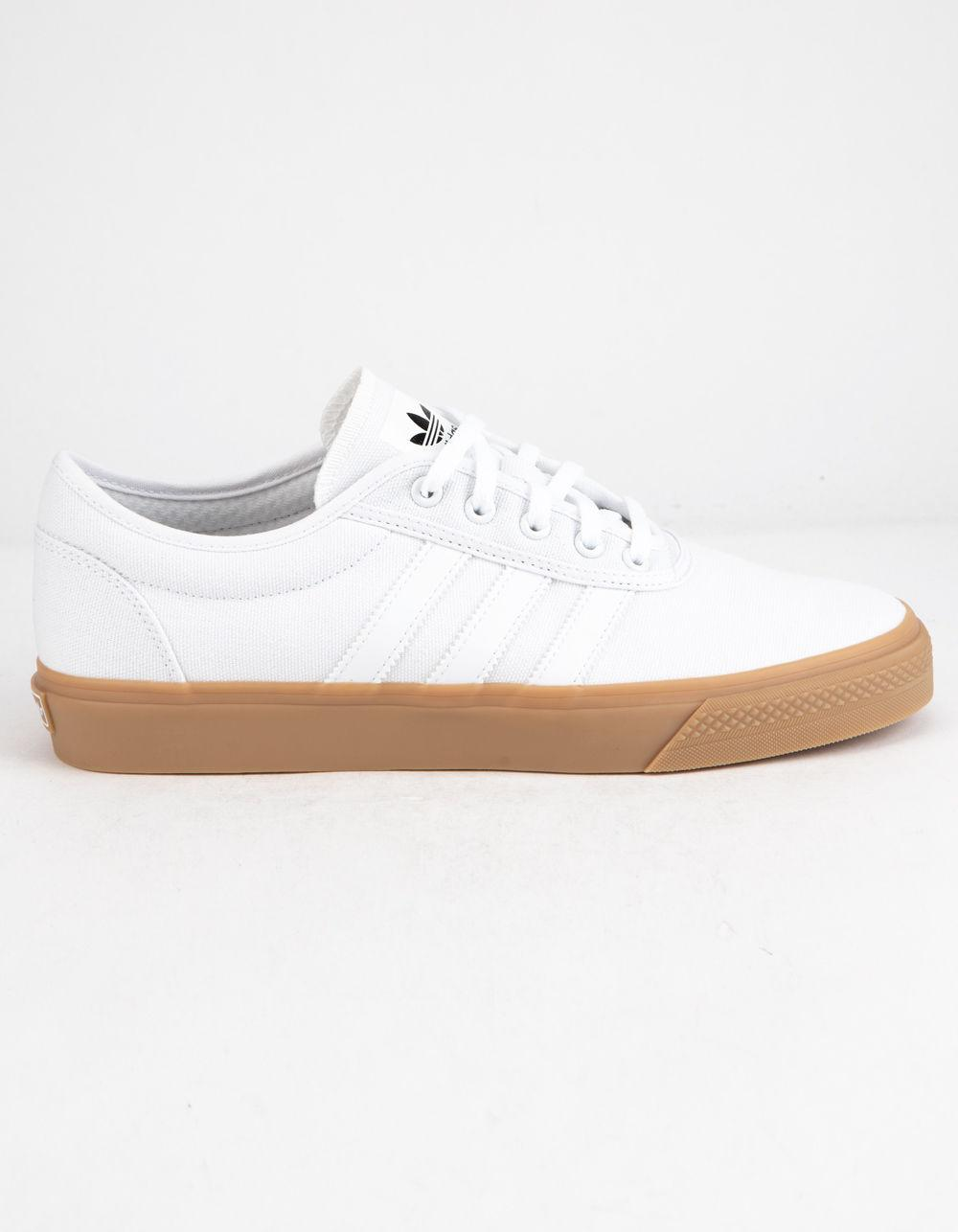 sale retailer 3245b 6b5a3 adidas. Mens Adiease White Shoes