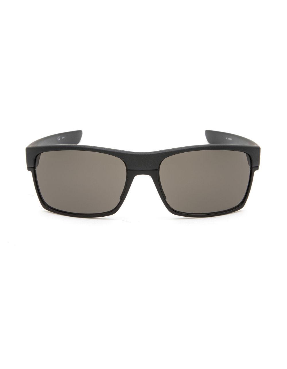 68bcb6735a Lyst - Oakley Twoface Steel   Prizm Gray Sunglasses in Black for Men