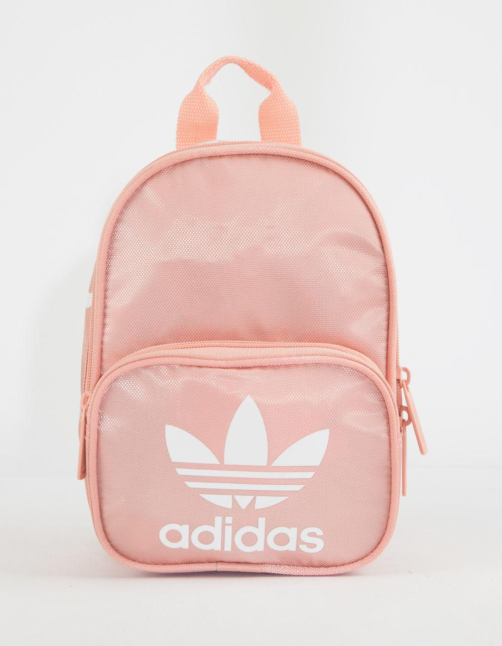 Adidas - Originals Santiago Pink Mini Backpack - Lyst. View fullscreen 4f935e92b0b43