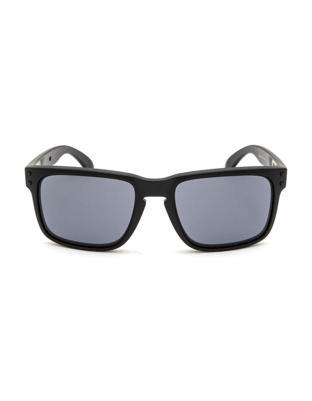 23a378529eb8e Oakley Holbrook Usa Flag Matte Black   Gray Sunglasses in Black for Men -  Lyst
