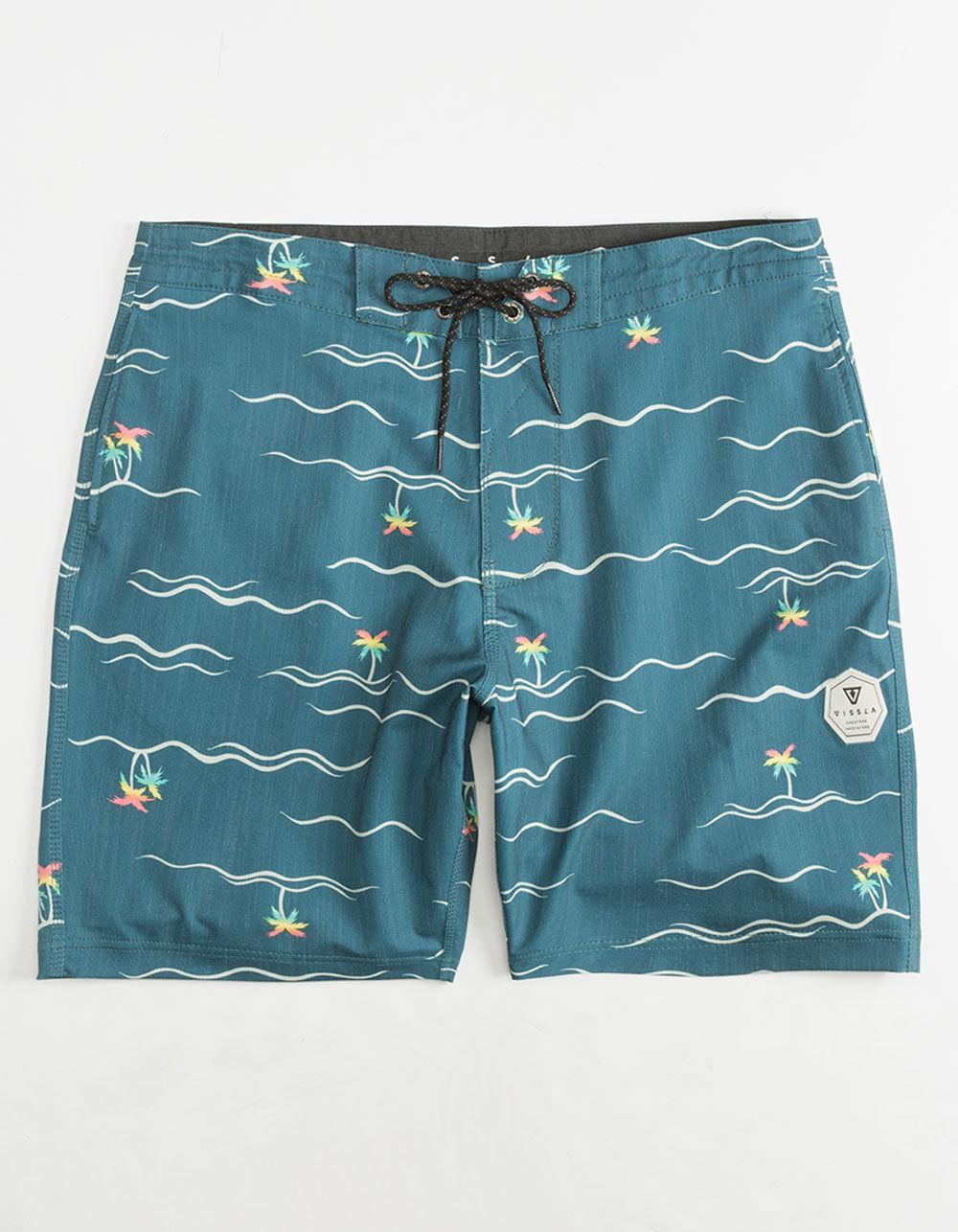 3d18dba289 Lyst - Vissla Palmere Mens Boardshorts in Blue for Men
