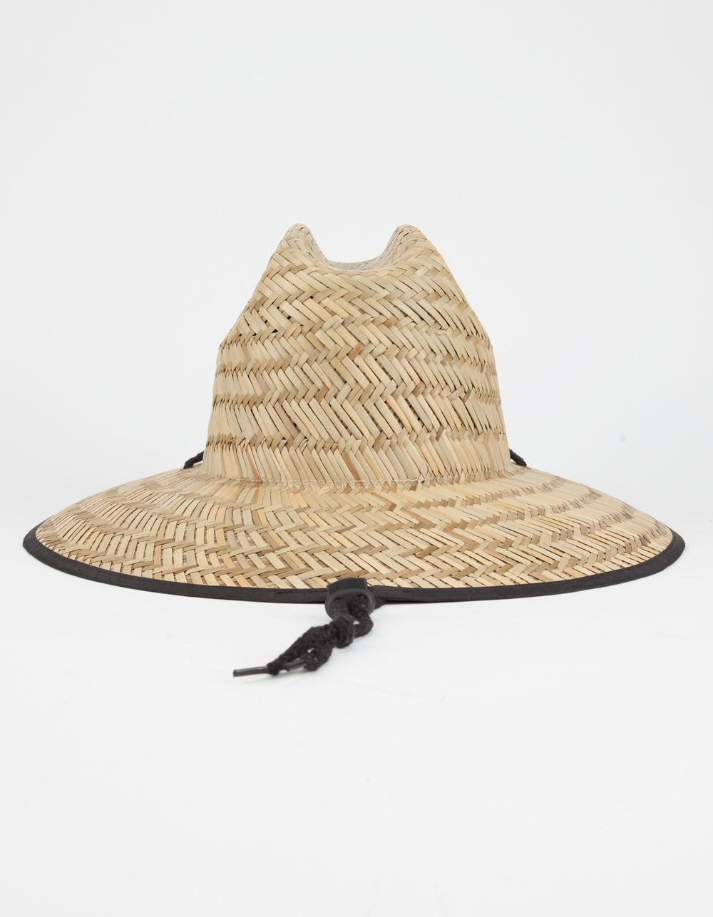 Lyst Billabong Tides Lifeguard Hat In Natural For Men