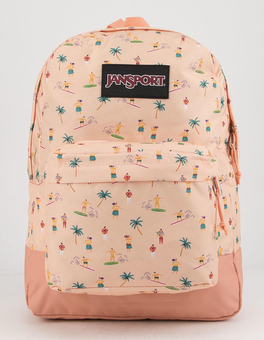 0e7847952446 Lyst - Jansport Black Label Superbreak Tan Lines Backpack
