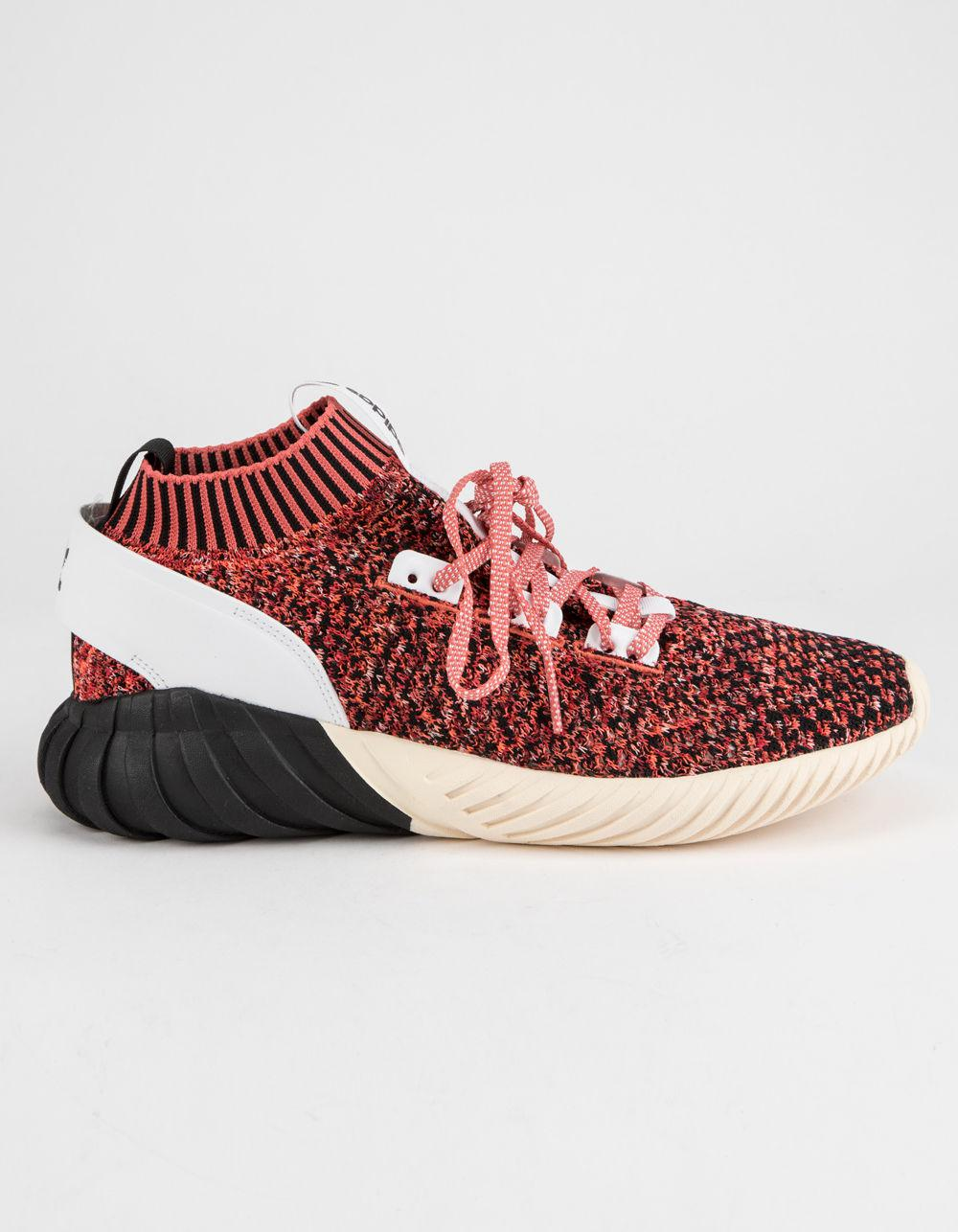 half off 50ad8 becc3 adidas. Red Tubular Doom Sock Primeknit ...