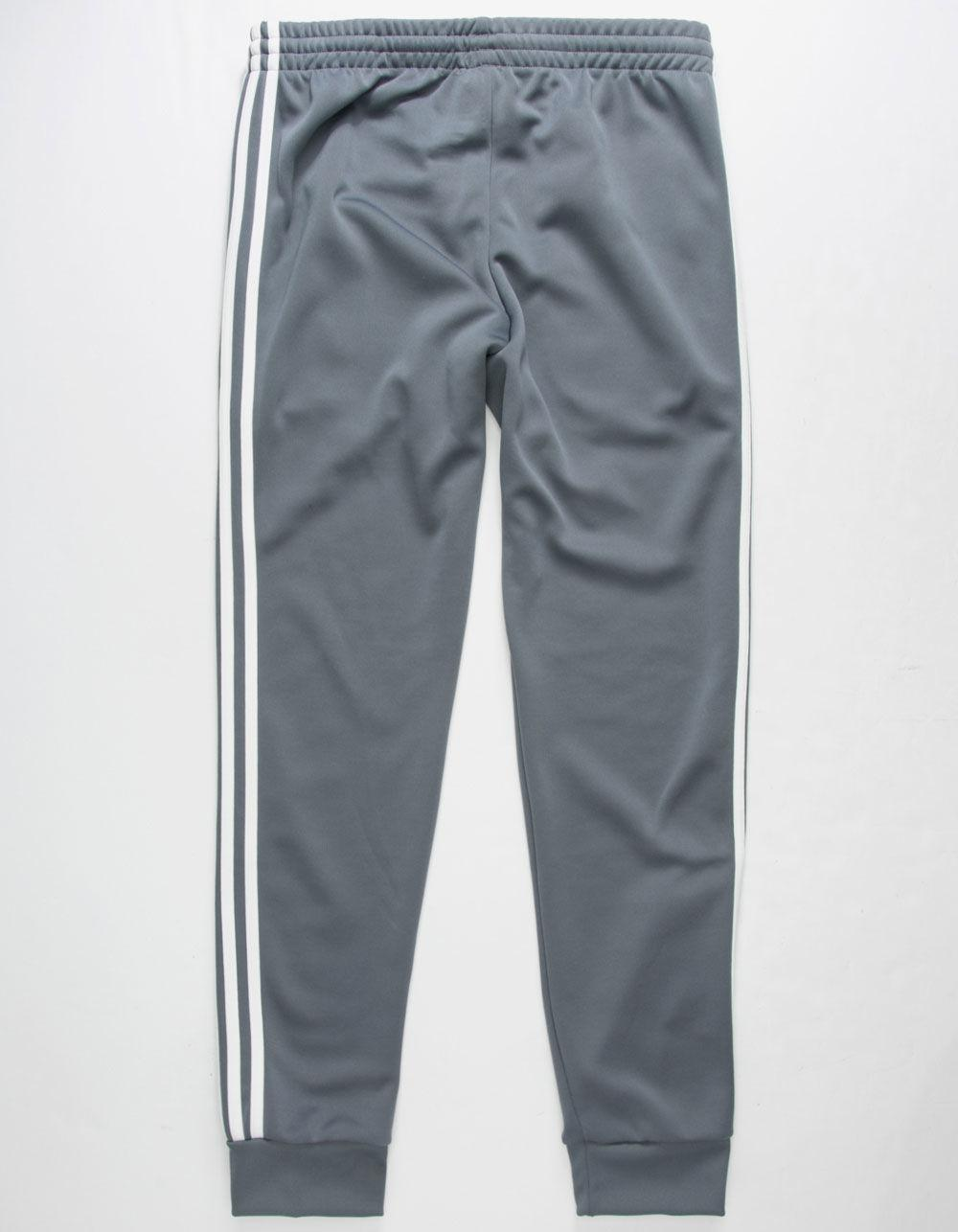 ceff4ea4d adidas 3 Stripe Blackbird Mens Sweatpants in Gray for Men - Lyst