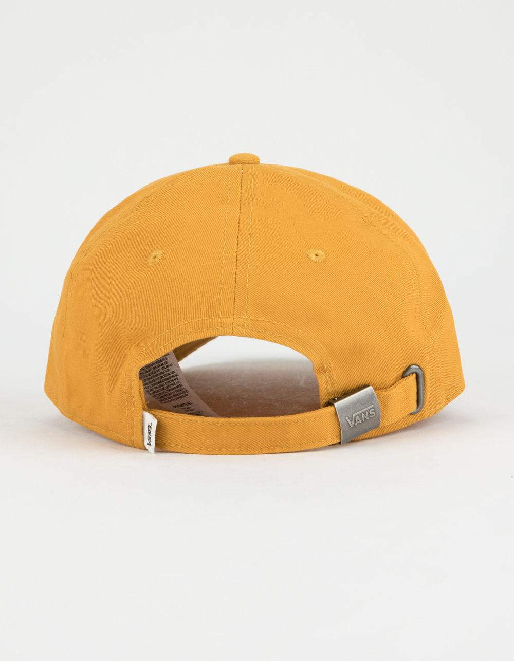 8a0fa44146bd3 Vans Court Side Womens Dad Hat in Yellow - Lyst