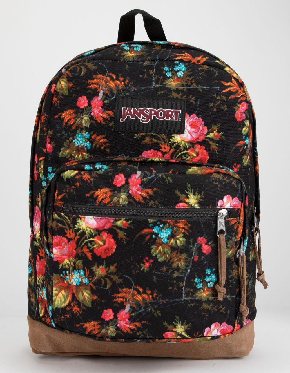 b50bab147 Jansport Right Pack Expressions Countryside Garden Floral Backpack ...