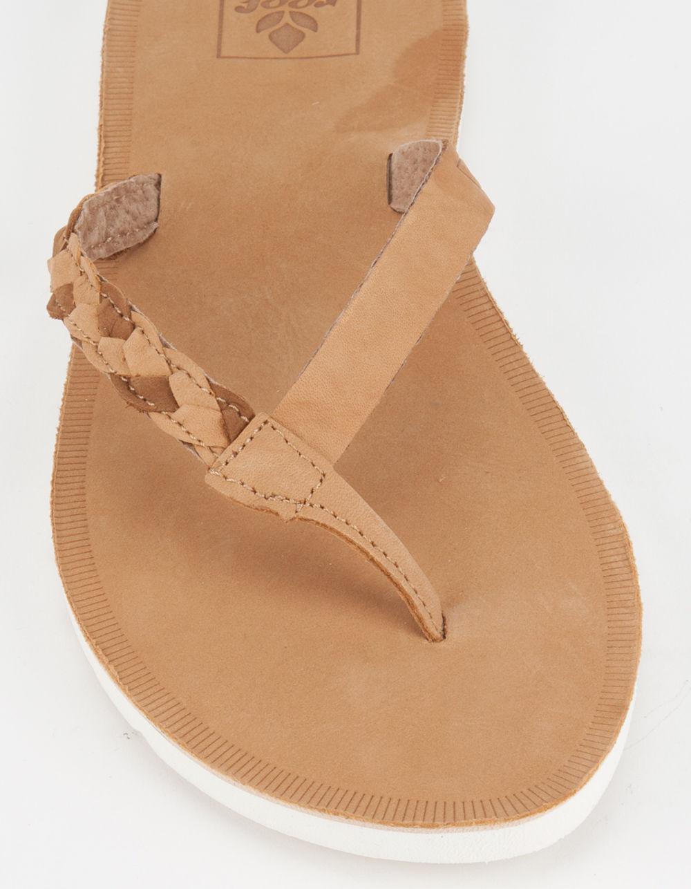 eb7bfed2e Lyst - Reef Voyage Sunset Womens Sandals