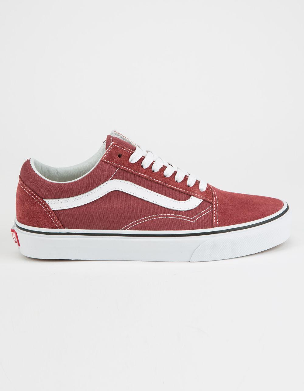 1f354859ea Lyst - Vans Old Skool Apple Butter   True White Womens Shoes