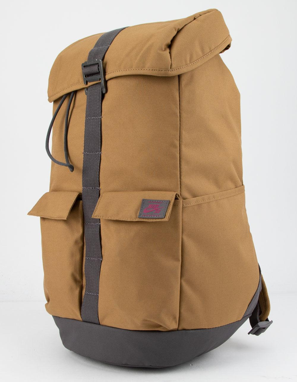 0e8fc6a9c3 Lyst - Nike Stockwell Golden Beige Backpack in Natural for Men
