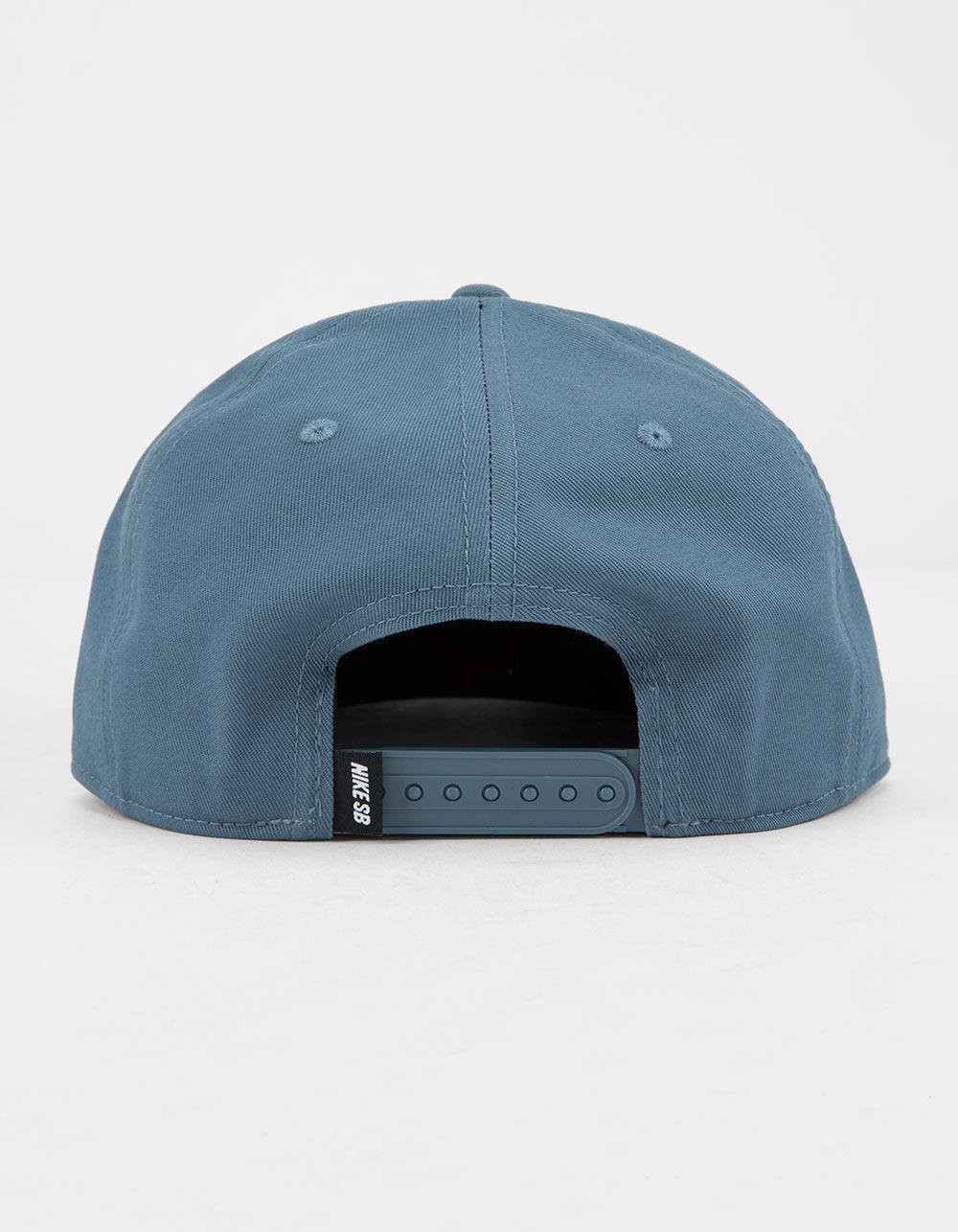 fd6e4e736c6c8 Nike Pro Vintage Mens Snapback Hat in Blue for Men - Lyst