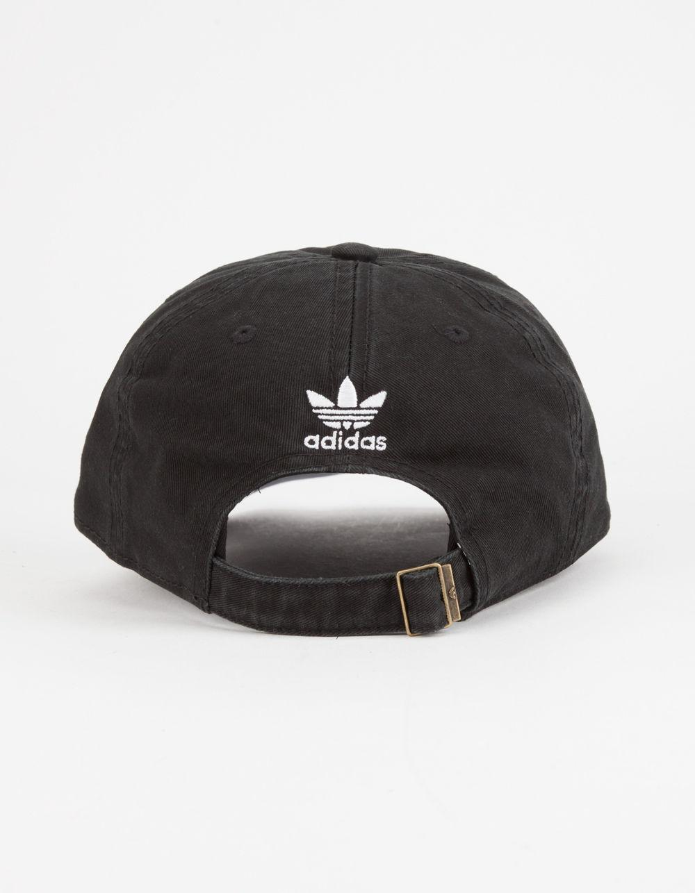 88666faef5b Lyst - adidas Originals Relaxed Mens Dad Hat in Black for Men