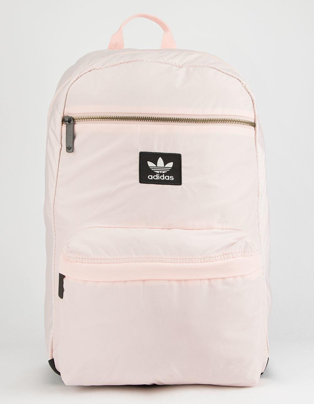 b1b17ad2cc Adidas - Originals National Plus Pink Backpack - Lyst. View fullscreen