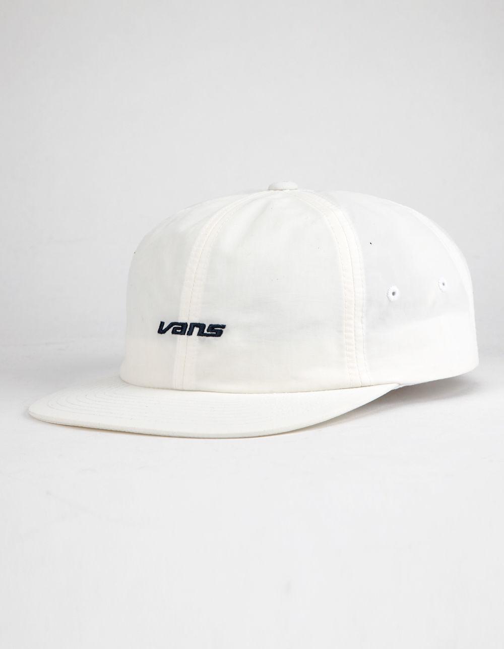 a881ec39 Lyst - Vans Norvell Jockey White Mens Hat in White for Men
