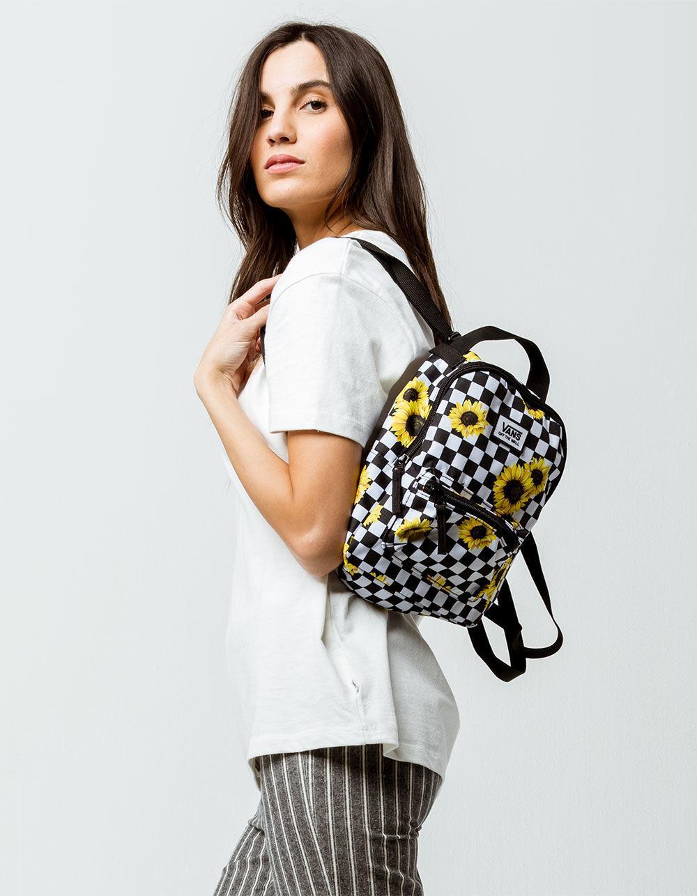 e00aeb5d Women's Sunflower Check Mini Backpack