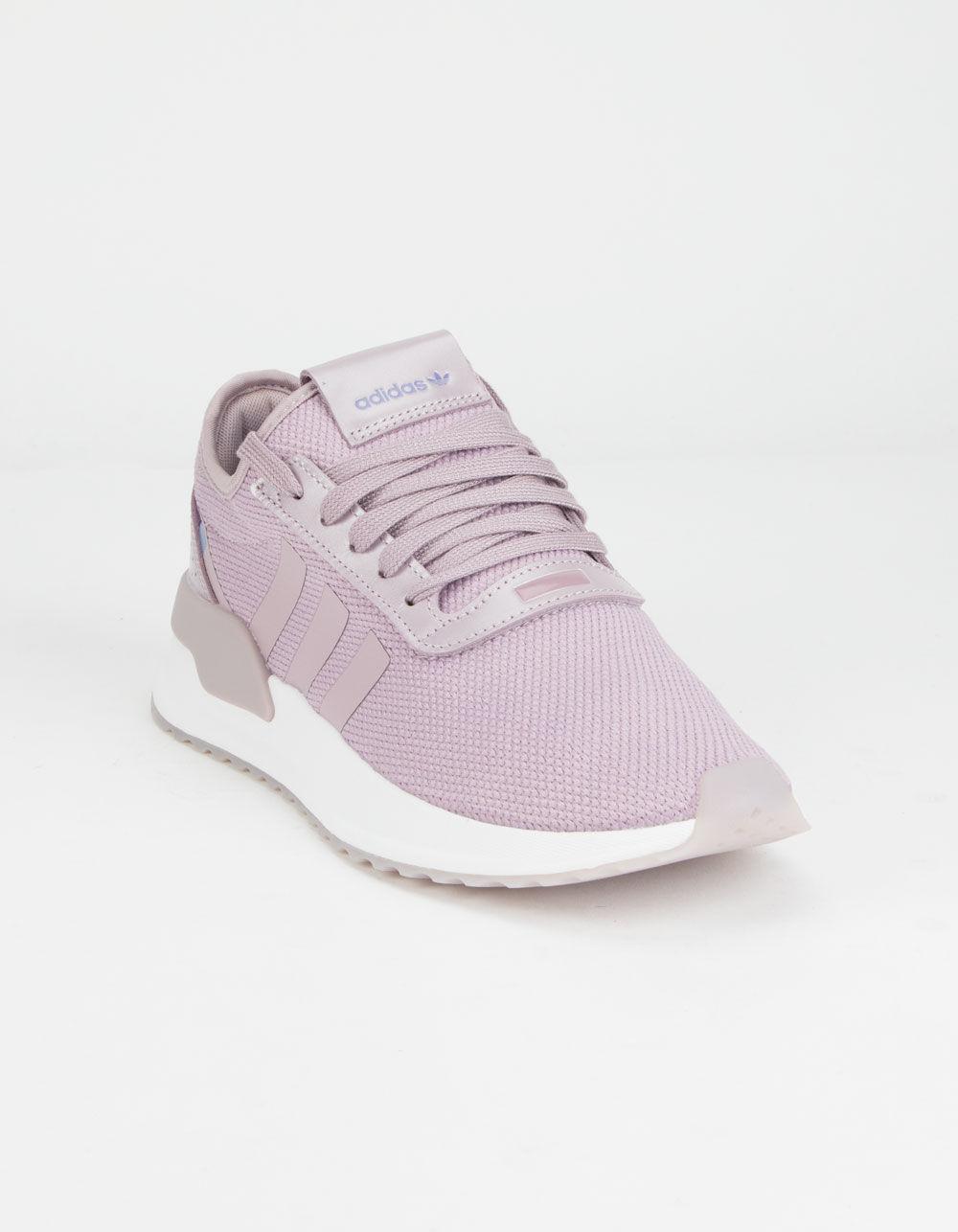 Details zu adidas U_Path X W Soft Vision Chalk Purple White Schuhe Sneaker Lila Violett