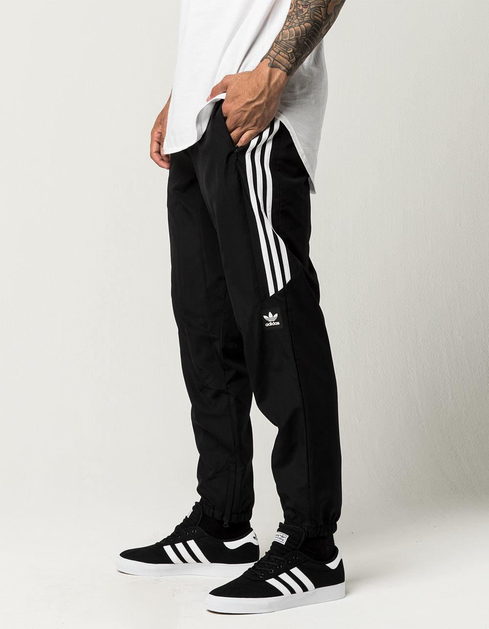 943c87a24199 Lyst - adidas Classic Mens Track Pants in Black for Men