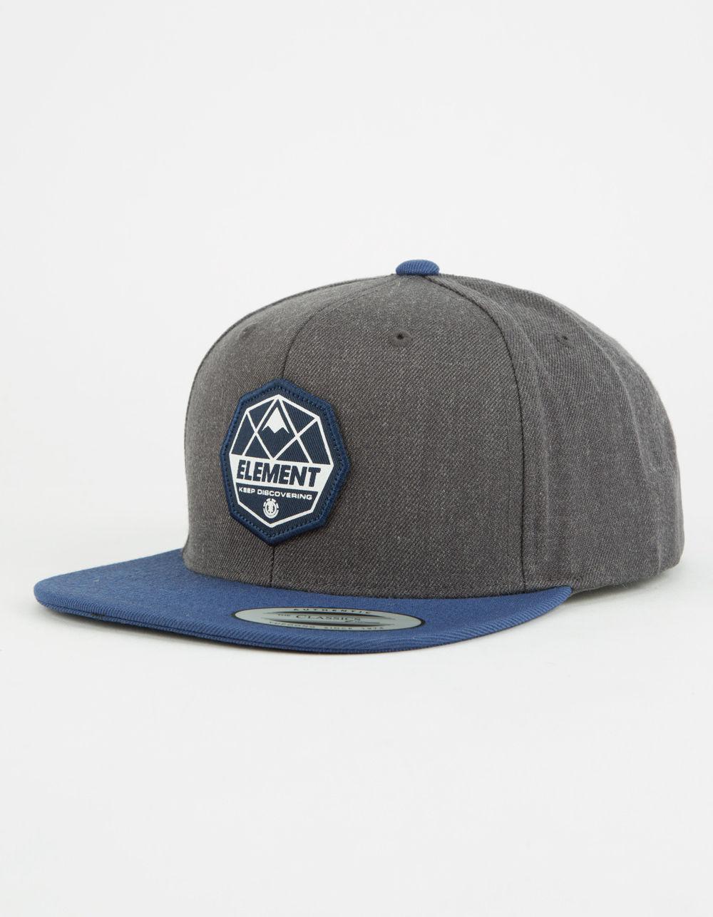 Lyst - Element Stroller Cap Mens Snapback Hat for Men d960697b27c7