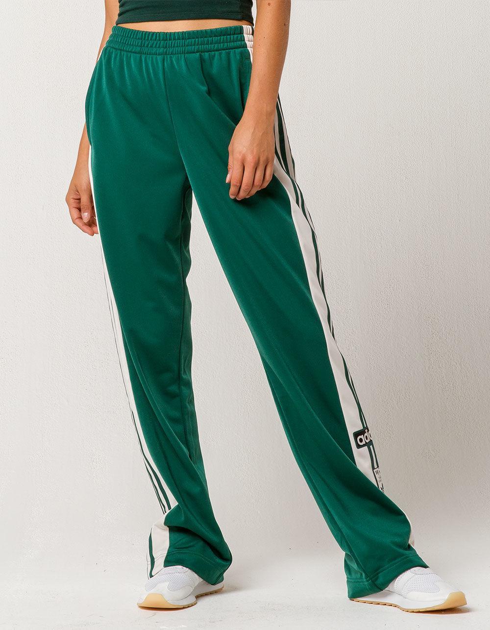 e28960cca9352 Adidas - Green Adibreak Womens Track Pants - Lyst. View fullscreen