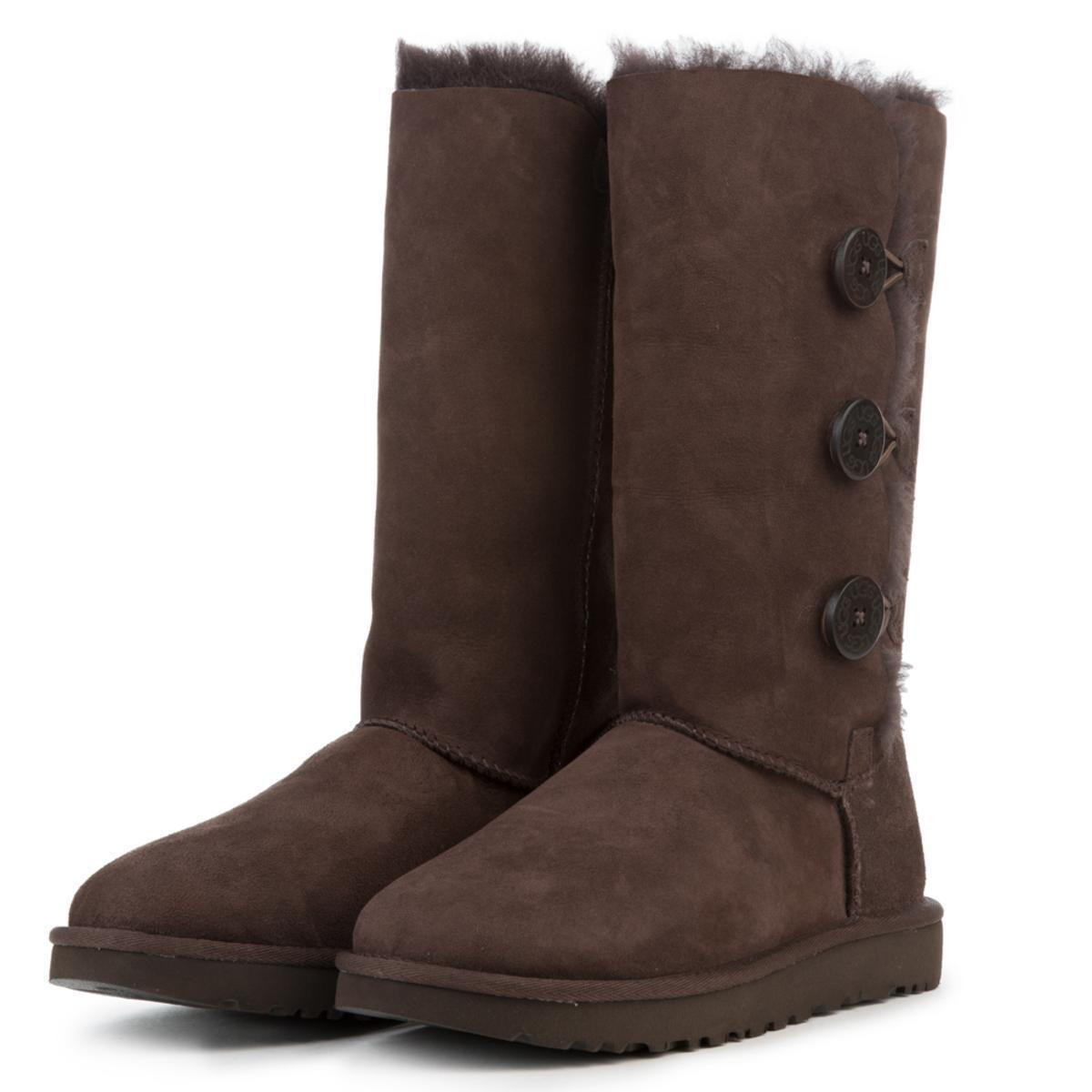 6ae19361286 Women's Brown Bailey Button Triplet Ii Chocolate Boots
