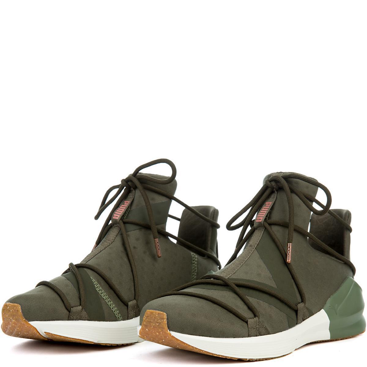 PUMA Fierce Rope Vr Sneaker in Green - Lyst