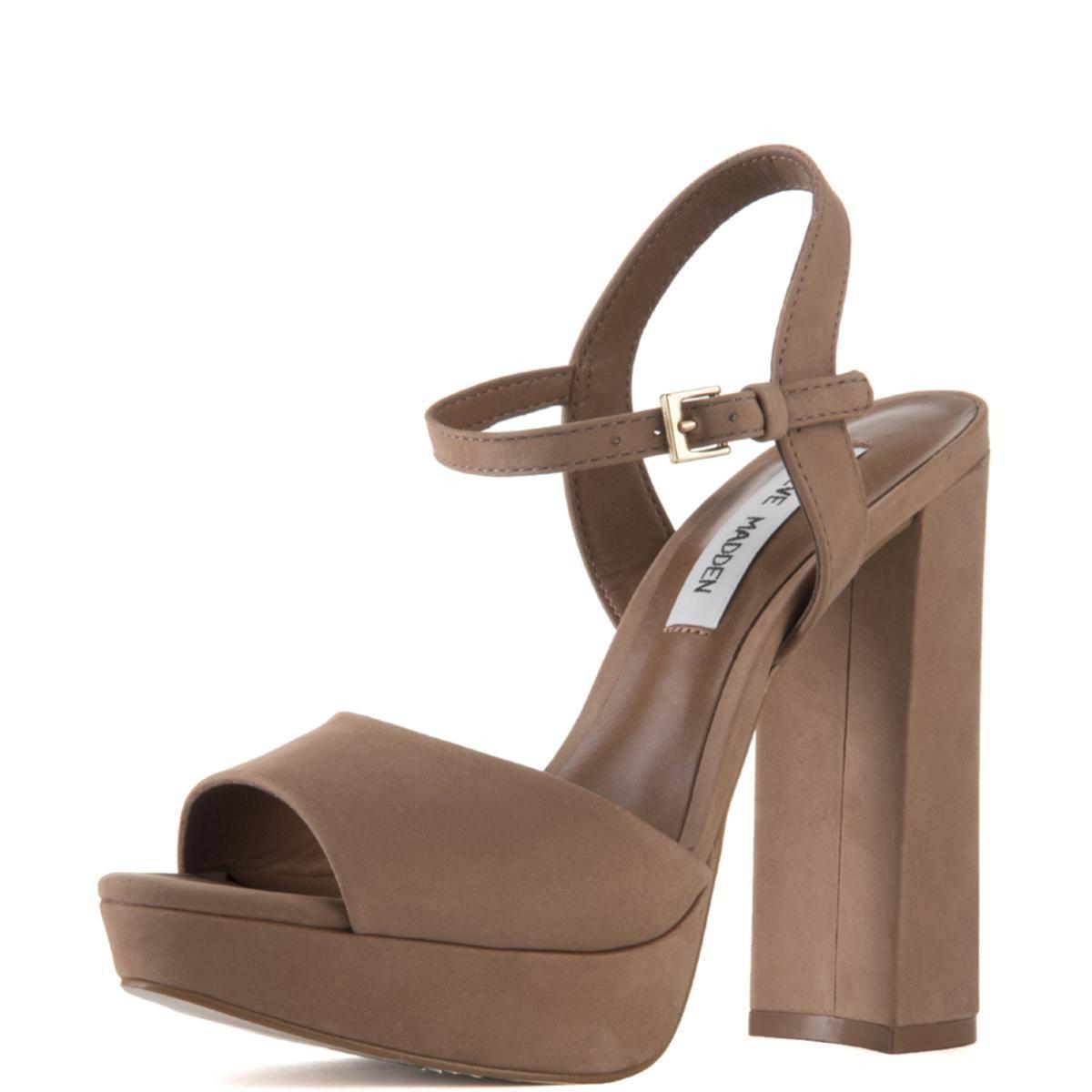 e4f43136c9e Women's Kierra Camel Platform Heels