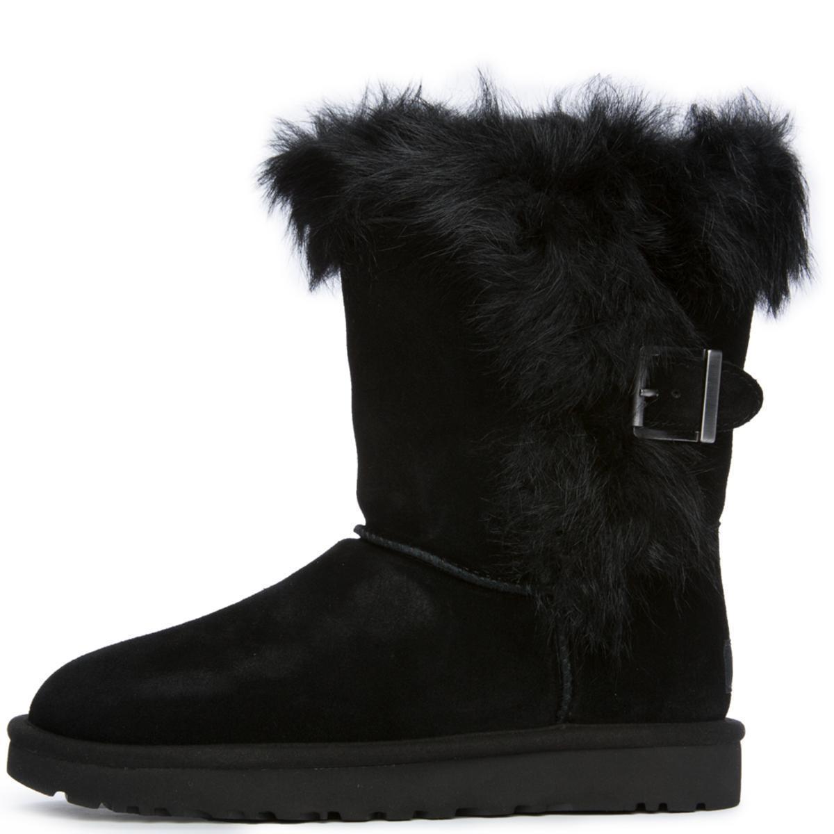 8fa455fb52b Women's Australia Deena Black Boots