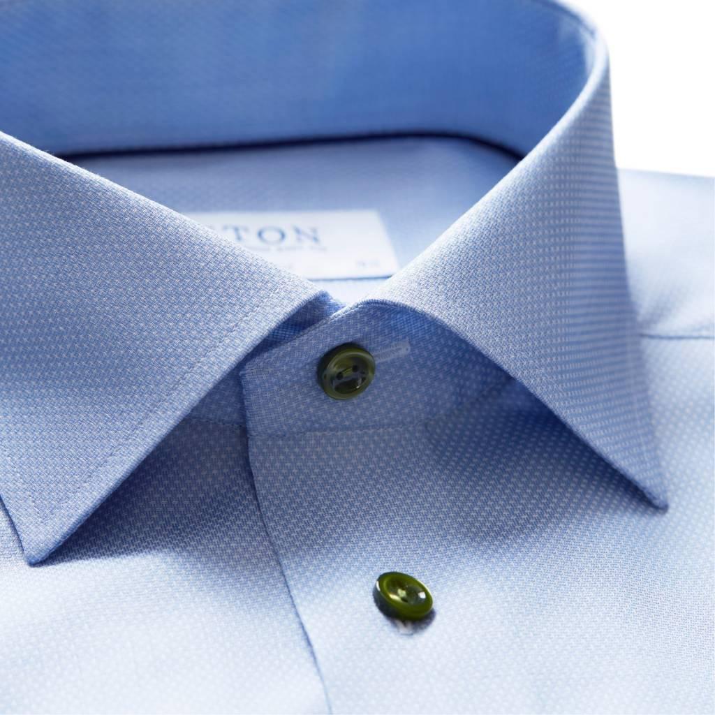 Eton of Sweden Overhemd Licht Contemporary Fit in het Blauw voor heren