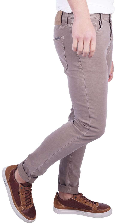 Antony Morato Denim Jeans Tapered Ozzy Nut Fa750215-w29 in het Bruin voor heren