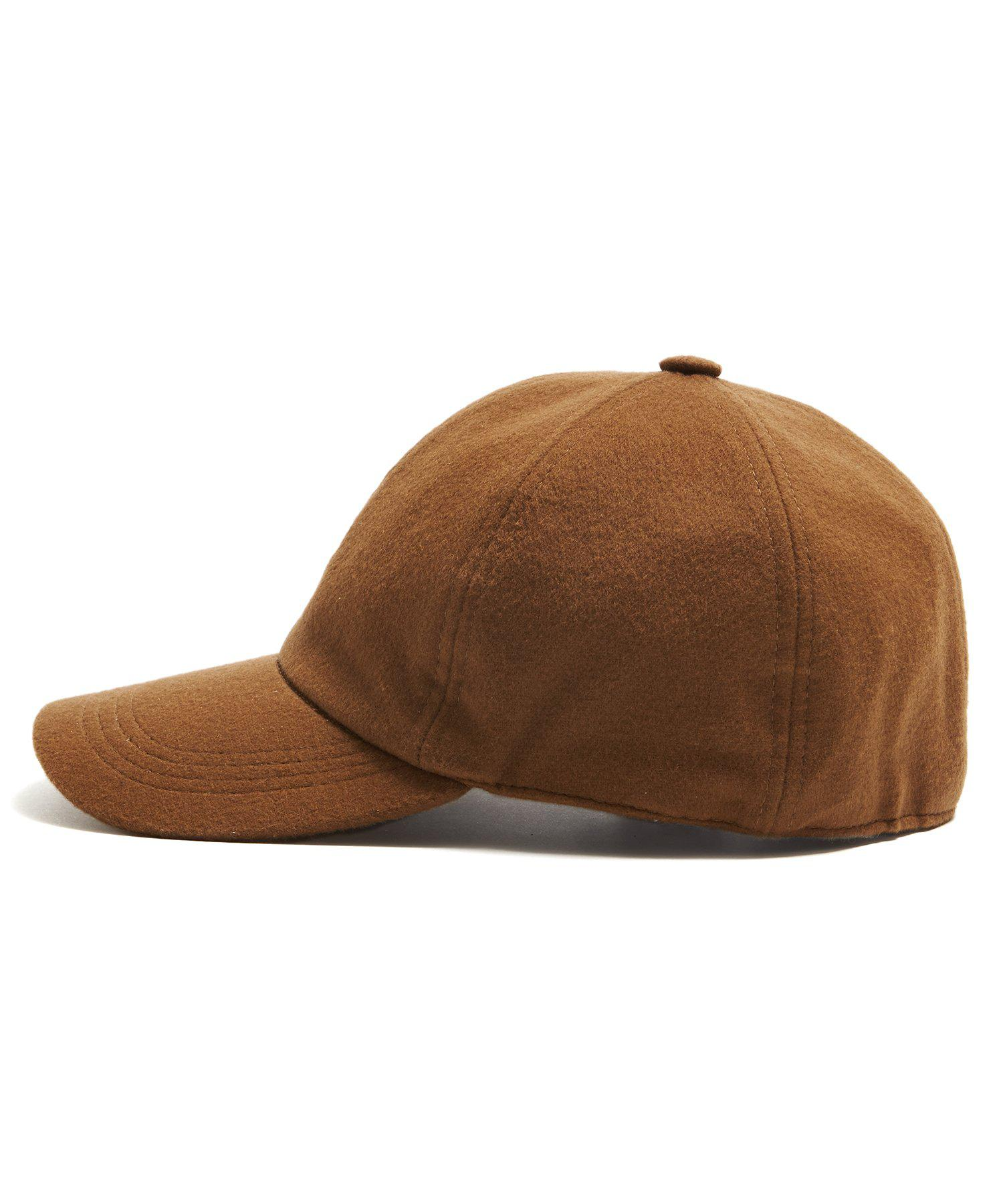 Lock   Co. Lock   Co. Rimini Wool alpaca Dad Hat In Camel for Men - Lyst 4b151c0144e