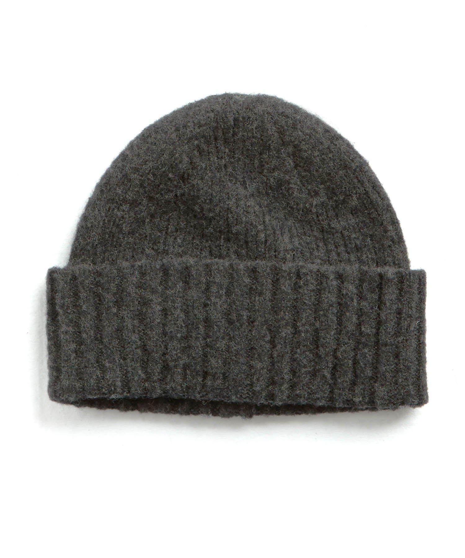 John Varvatos Star U.S.A Mens 100/% Merino Wool Rib Knit Hat NWT $68