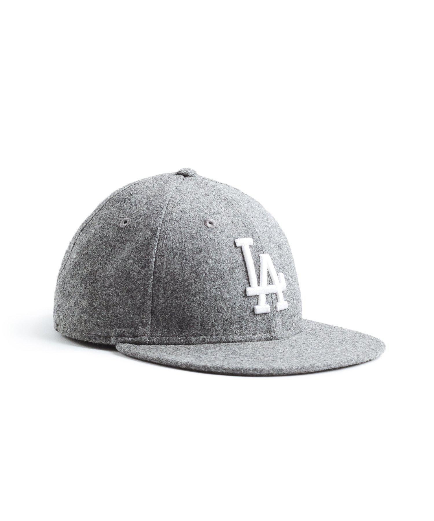 Grey La Dodgers Hat