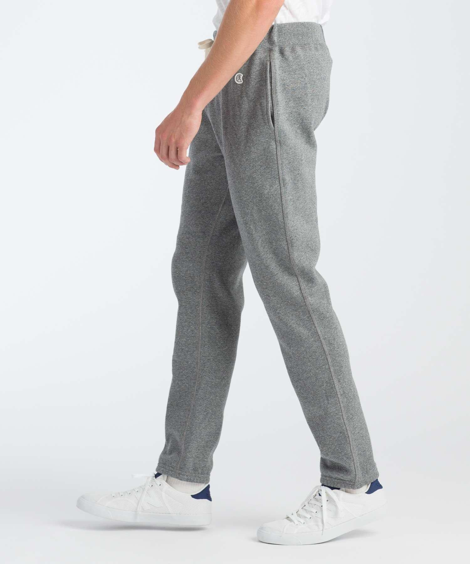 Todd Synder X Champion Cotton Classic Sweatpant In Salt And Pepper in Grey for Men
