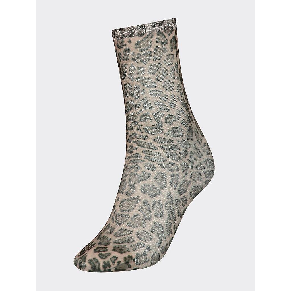Tommy Hilfiger Small Stripe 2 Pack Cotton Logo Socks Mid Summer 2 Pair Socks