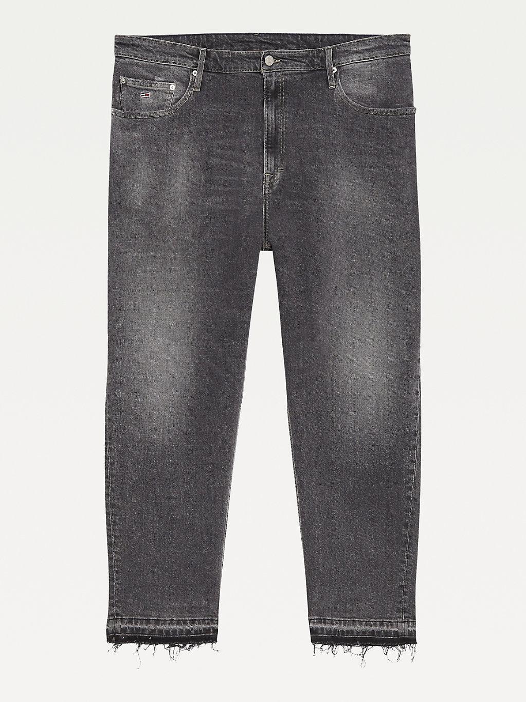 Tommy Hilfiger Denim Curve Mom Tapered Jeans mit ultra hohem Bund ...
