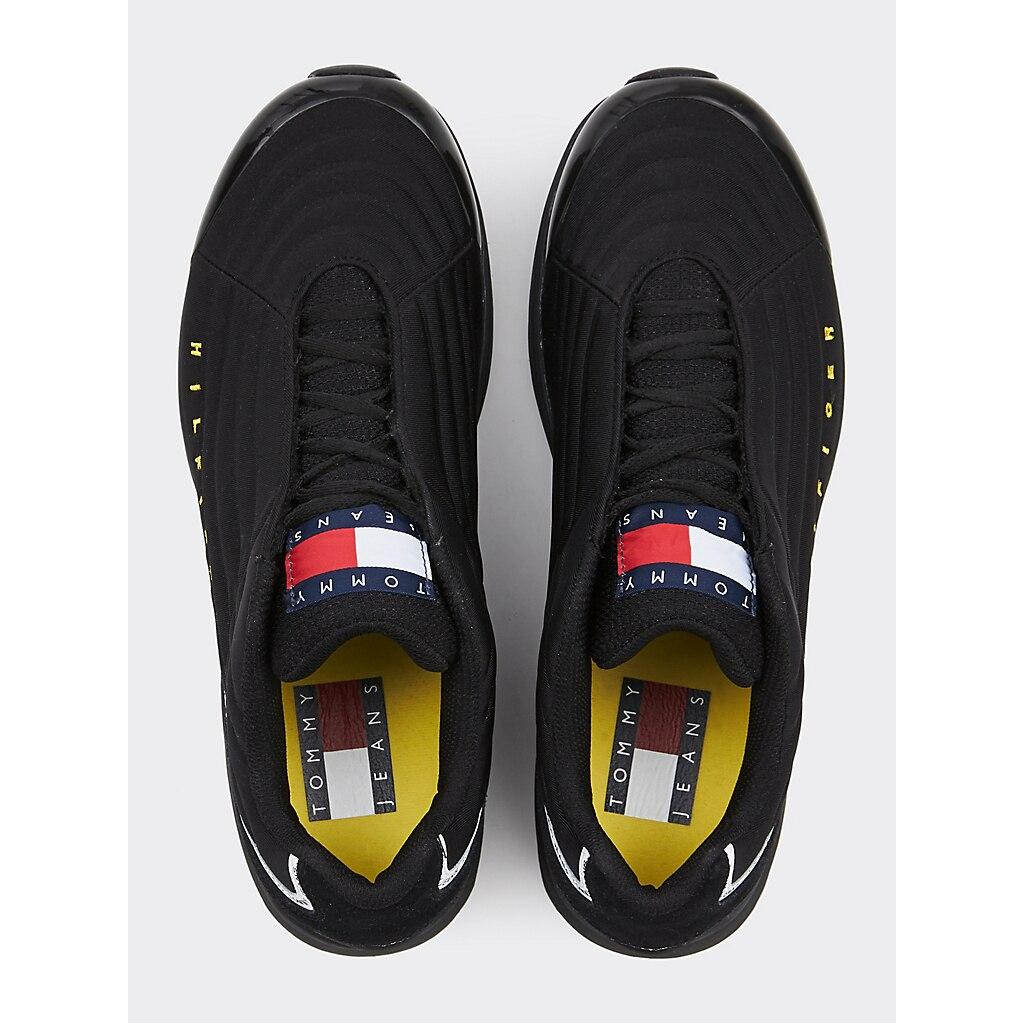 Heritage Mixed Panel Trainers