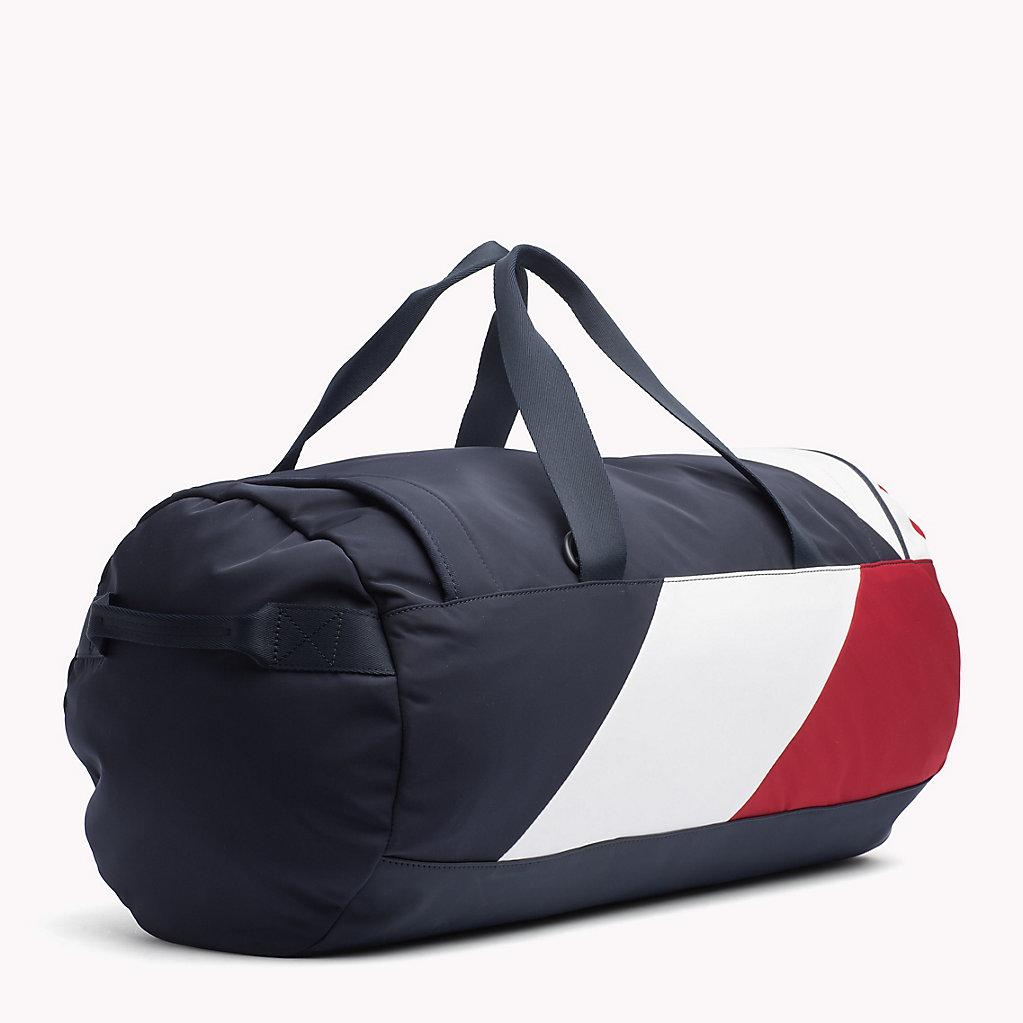 44633cea3 Tommy Hilfiger Speed Duffle Bag in Blue for Men - Lyst