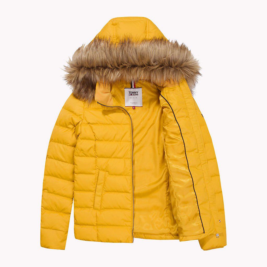 Tommy Hilfiger Sustainable Padded Down Jacket - Lyst